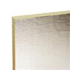 Skiva av stenull med aluminium