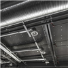 Parafon Buller akustikskiva, svart i tak