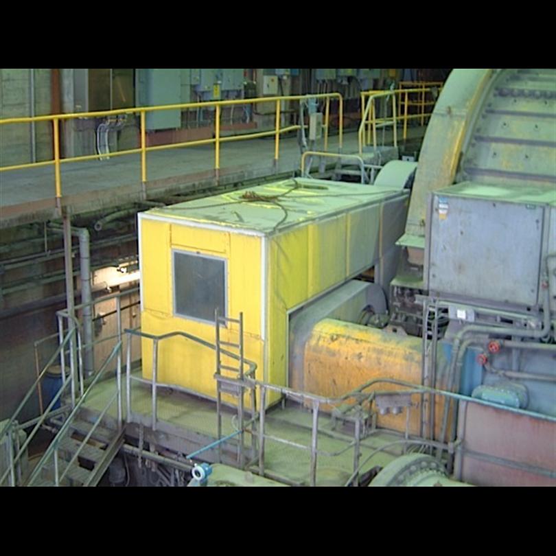 Järven maskininbyggnader