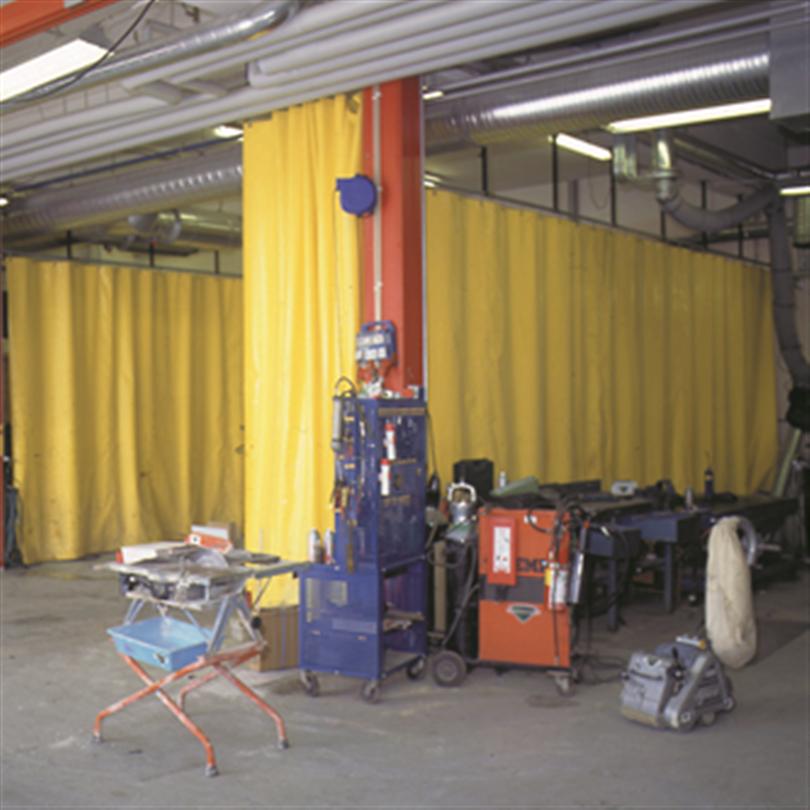 Järven PVC-draperier