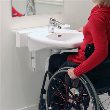 Granbergs Tvättställ till skola, vård och omsorgsboende