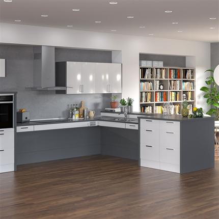 Granberg Höj- och sänkbara kökssystem Miljö