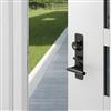 HOPPE dörrtrycken i svart brons - F5