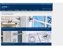 HOPPE dörrtrycken, fönsterbeslag och lyftskjutdörrshandtag på webbplats