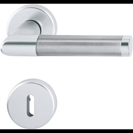HOPPE innerdörrtrycken i aluminium