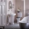 Badex tvättställ, klassisk design claverton
