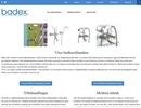 Badex badkarsblandare på webbplats