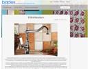 Badex köksblandare på webbplats