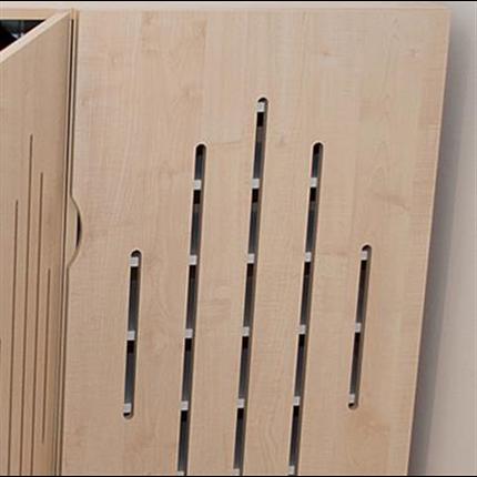 Förvaringsskåp Lugn & Ro för kuddar och filtar