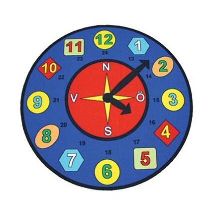 Lekmatta klocka