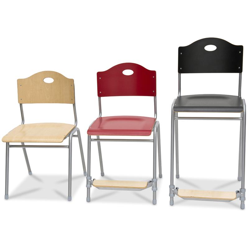 Elevstol Nike på ben eller med stativ