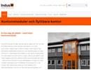 Kontorsmoduler M27 på webbplats