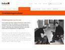 Indus hygienmodul på webbplats