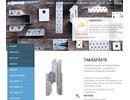 Joma takåsfästen på webbplats