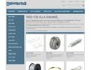 Tråd på Jowenas webbplats