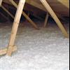 Insulsafe lösullsisolering av ren glasull för värmeisolering av vindsbjälklag, snedtak och väggar
