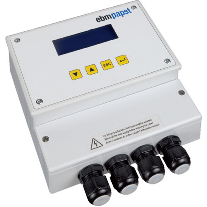 Ebm-papst Digital universalregulator, CCC000AD0602