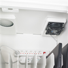 Chubbsafes CSL säkerhetsskåp för datamedia med ventilation