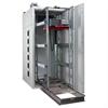 Gunnebo Secure-IT Level 3 EMP serverskåp med RÖS-skydd, utdraget
