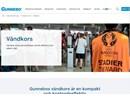 Gunnebo Vändkors på webbplats