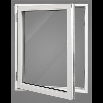 ERA Flex - EUF, sidhängda fönster trä, trä/alu