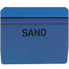 Glasfiberprodukter sandlådor