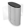 SmartLane 910 Twin automatisk säkerhetsgrind