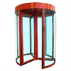 Tonali MA karuselldörr, röd