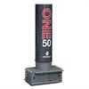 Urbaco fast Säkerhetspollare ONE50 EVO