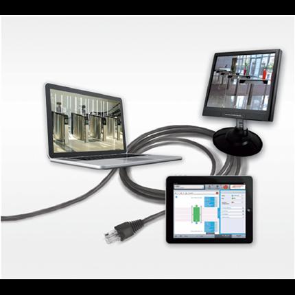 Smart n'Slim styr- och övervakningssystem