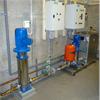 Novatek Apparatskåp för pumpanläggning