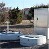 Norvatek pumpbrunn med ventilbrunn utan överbyggnad