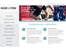 Airgap pumpanläggningar på webbplats