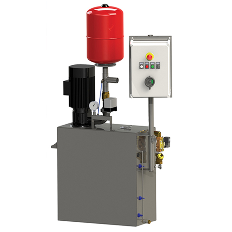 Norvatek Airgap pumpanläggning AGP 100X
