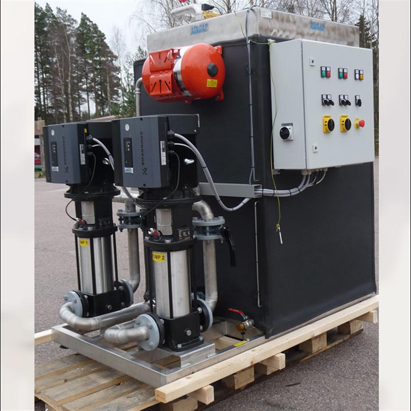 Norvatek Airgap pumpanläggning AGP 405