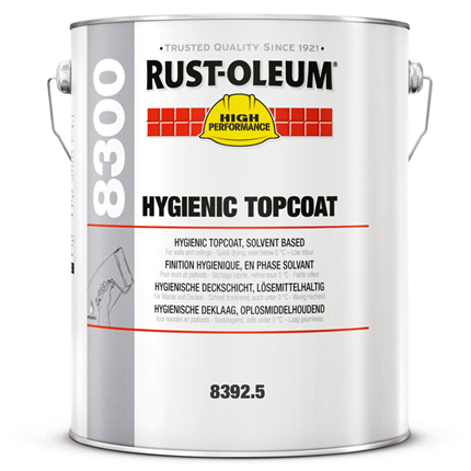 Rust-Oleum 8300 Mögelbeständig toppfärg