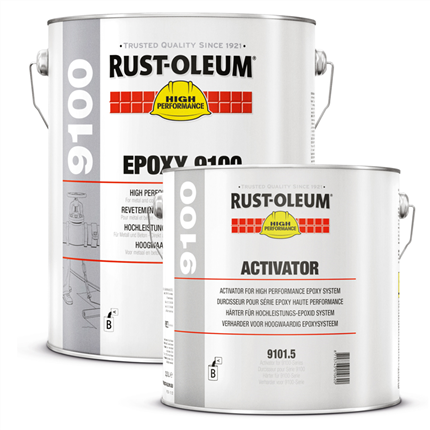 Rust-Oleum 9100 High Performance Epoxi