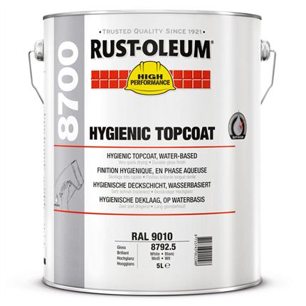 Rust-Oleum 8700 Mögelresistent toppfärg
