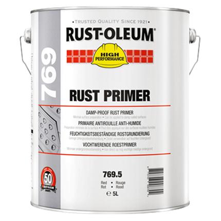 Rust-Oleum 769 Fukt- och yttolerant rostgrund