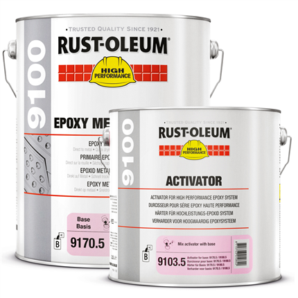 Rust-Oleum 9170, 9180 Primers metallgrund