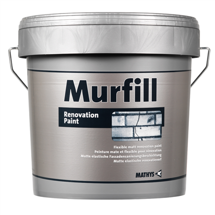 Murfill Renovation renoveringsfärg