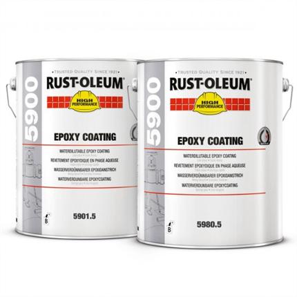 Rust-Oleum 5900 Vattenspädbart epoxisystem