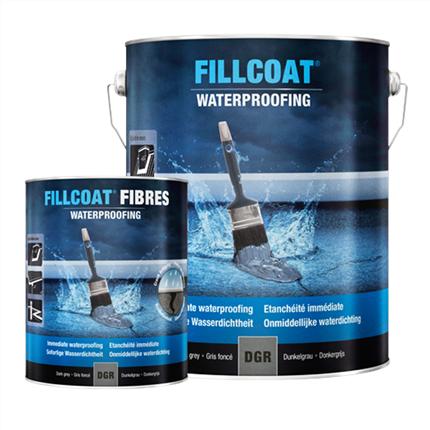 Rust-Oluem Fillcoat, Fillcoat-Fiber tätningsmassor