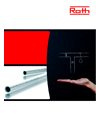 Roth Alu-LaserPlus rörsystem