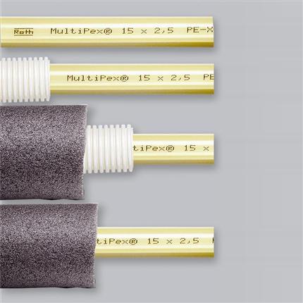 Roth MultiPex® rörsystem