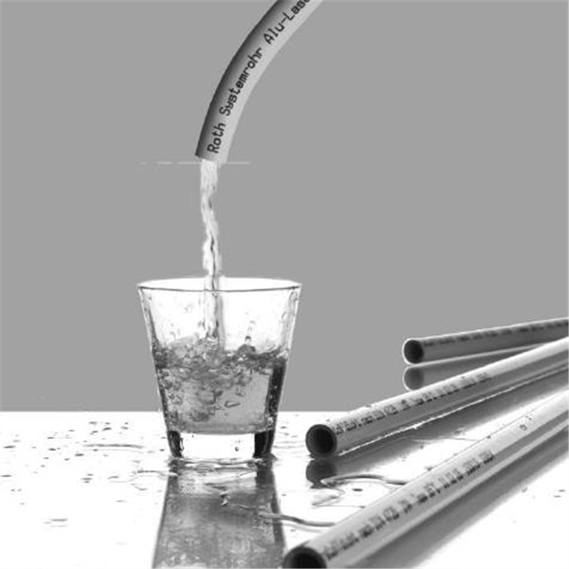 Roth Alu-LaserPlus rörsystem för värme-, kyl, och tappvatten-installationer