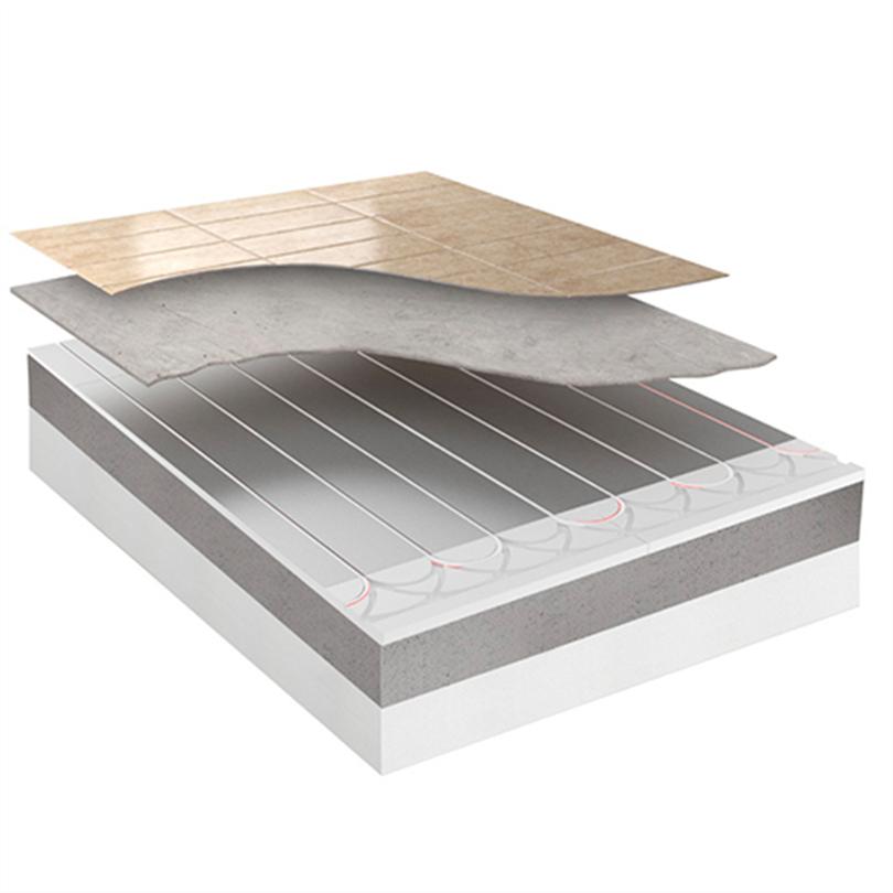 Roth Compact golvvärmesystem under klinker