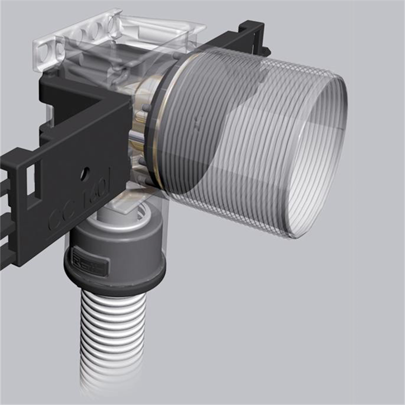 Roth MultiPex® rörsystem, QuickBox