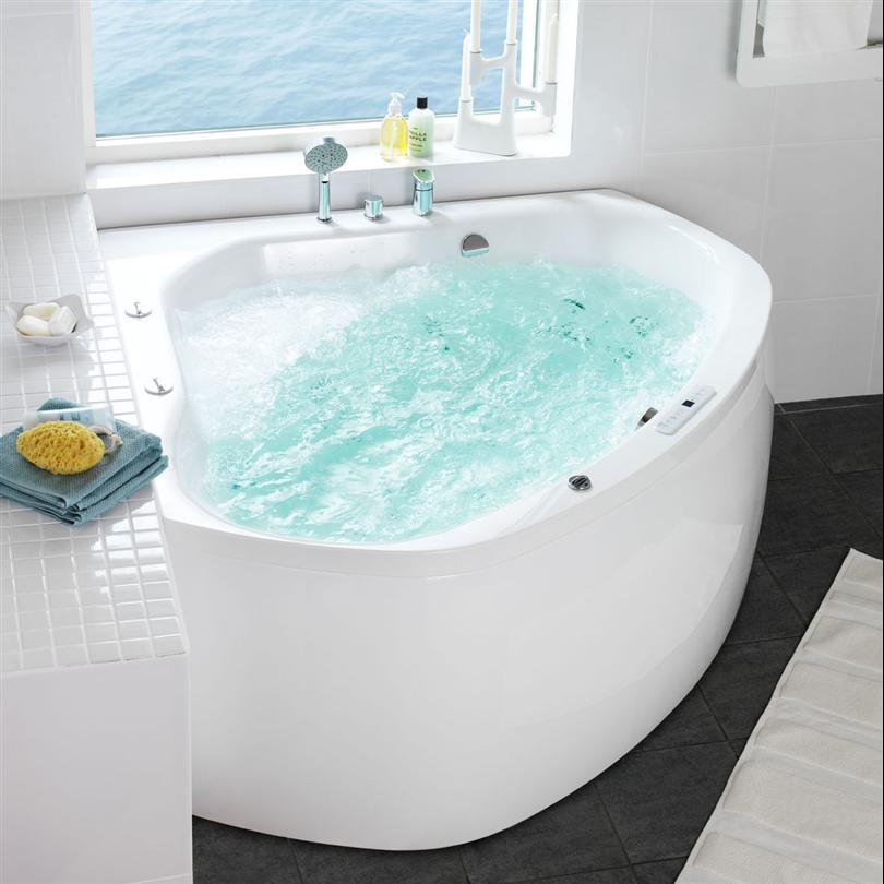 Hafa Bathroom Aqua Massagebadkar 140C