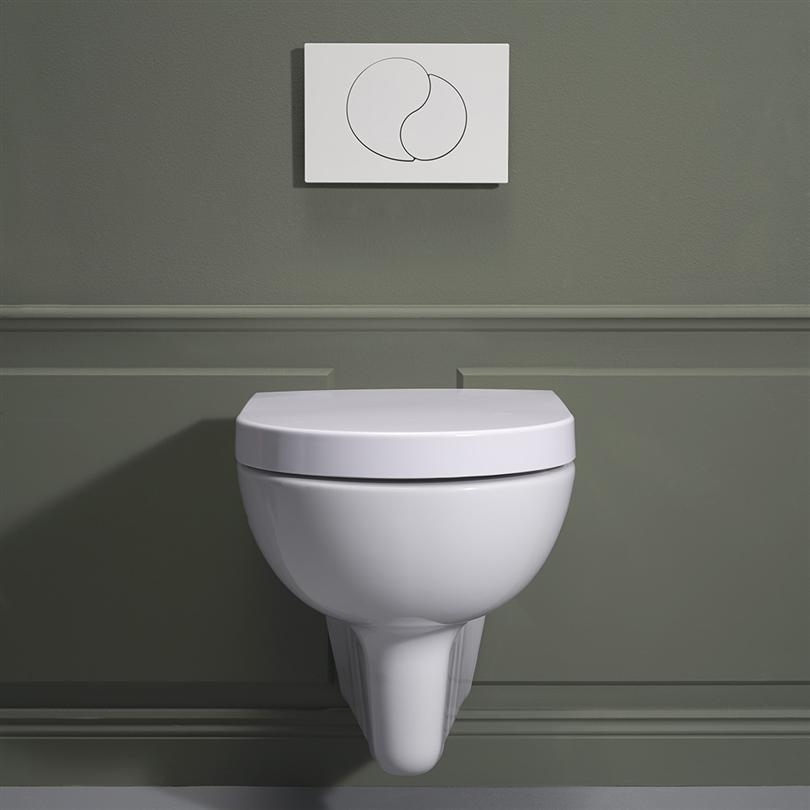 Hafa Bathroom WC Toalett wall